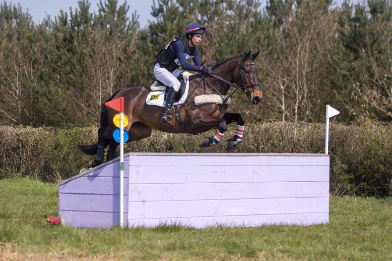 EVENTING:  Top marks for Kearns and Garrybritt Bonnie