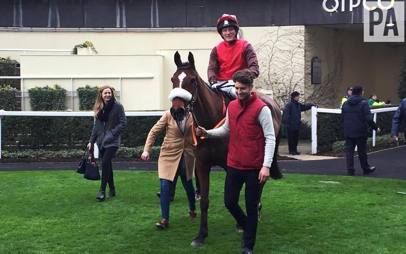 BRITISH POINT-TO-POINT:  Maxwell increases lead