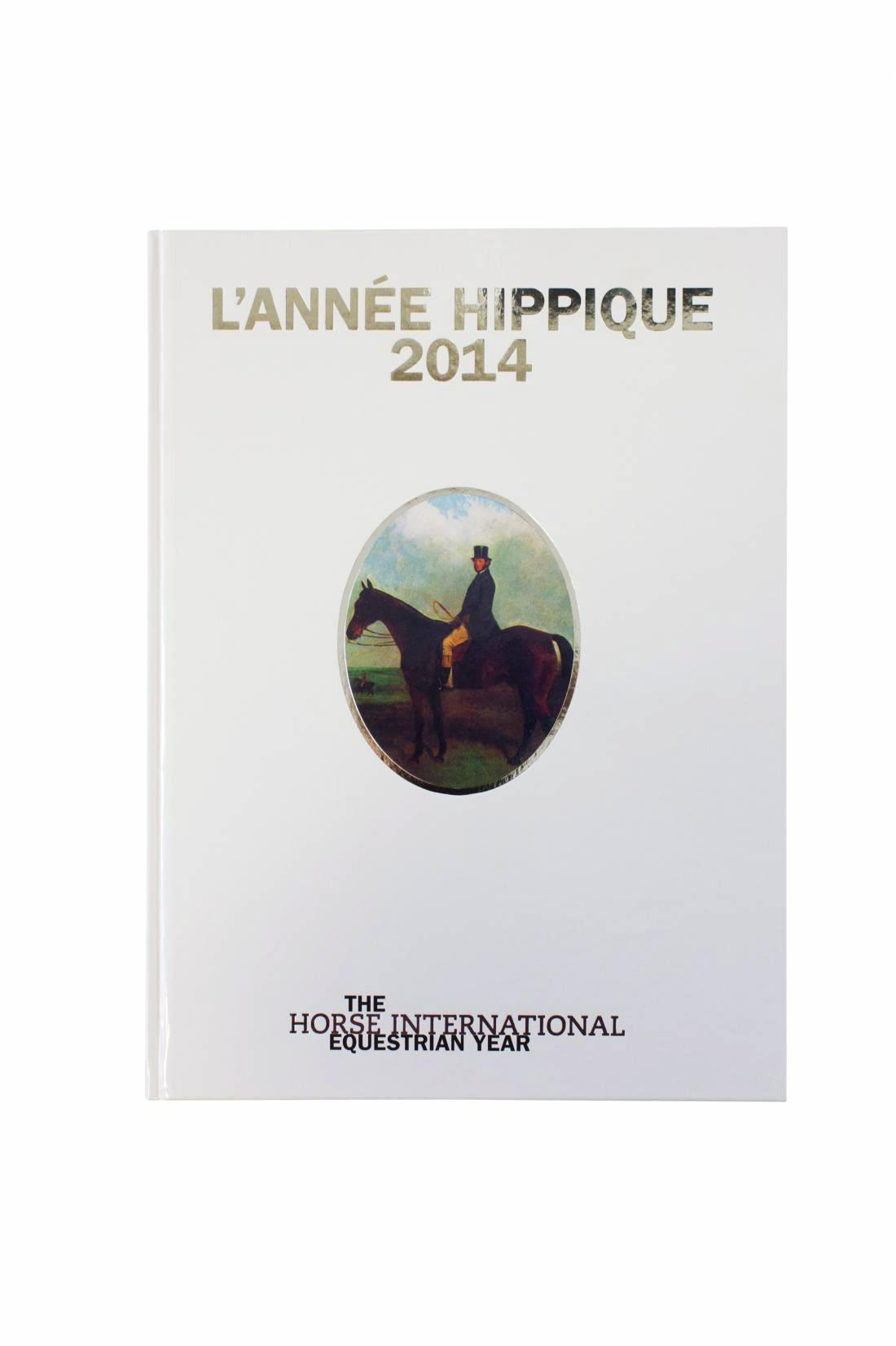 Book review: L'Annee Hippique 2014