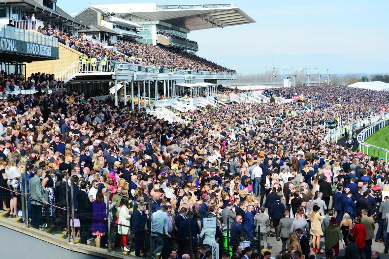 GRAND NATIONAL: Aintree and Liverpool flying high