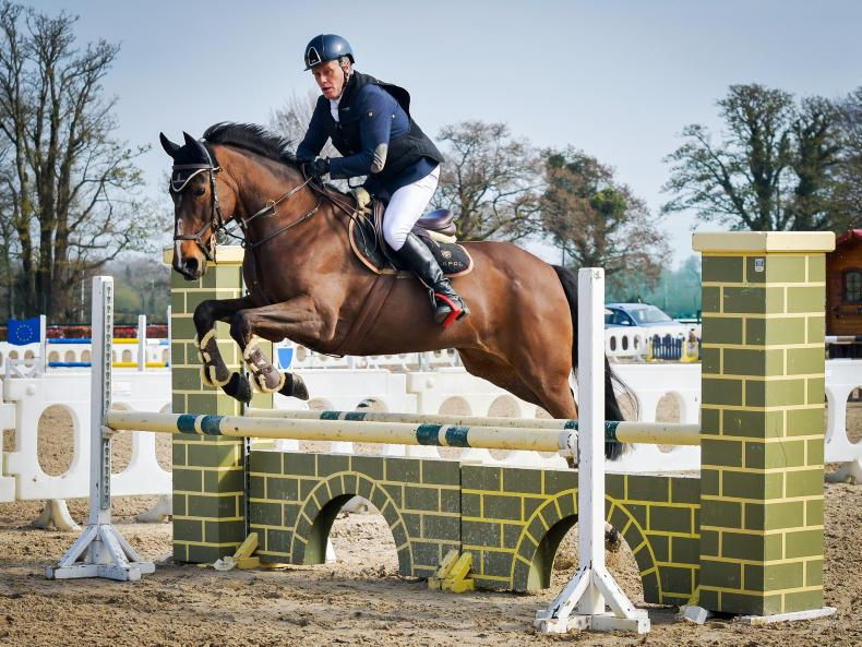 PONY TALES:  Liam hits the right note!
