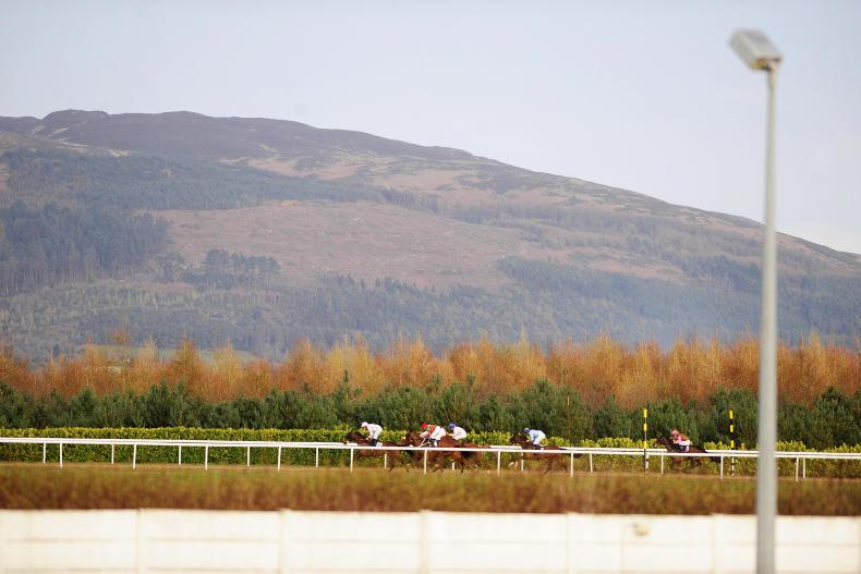 POINT-TO-POINT: Eogháin Ward: Bellurgan-Dundalk Clash