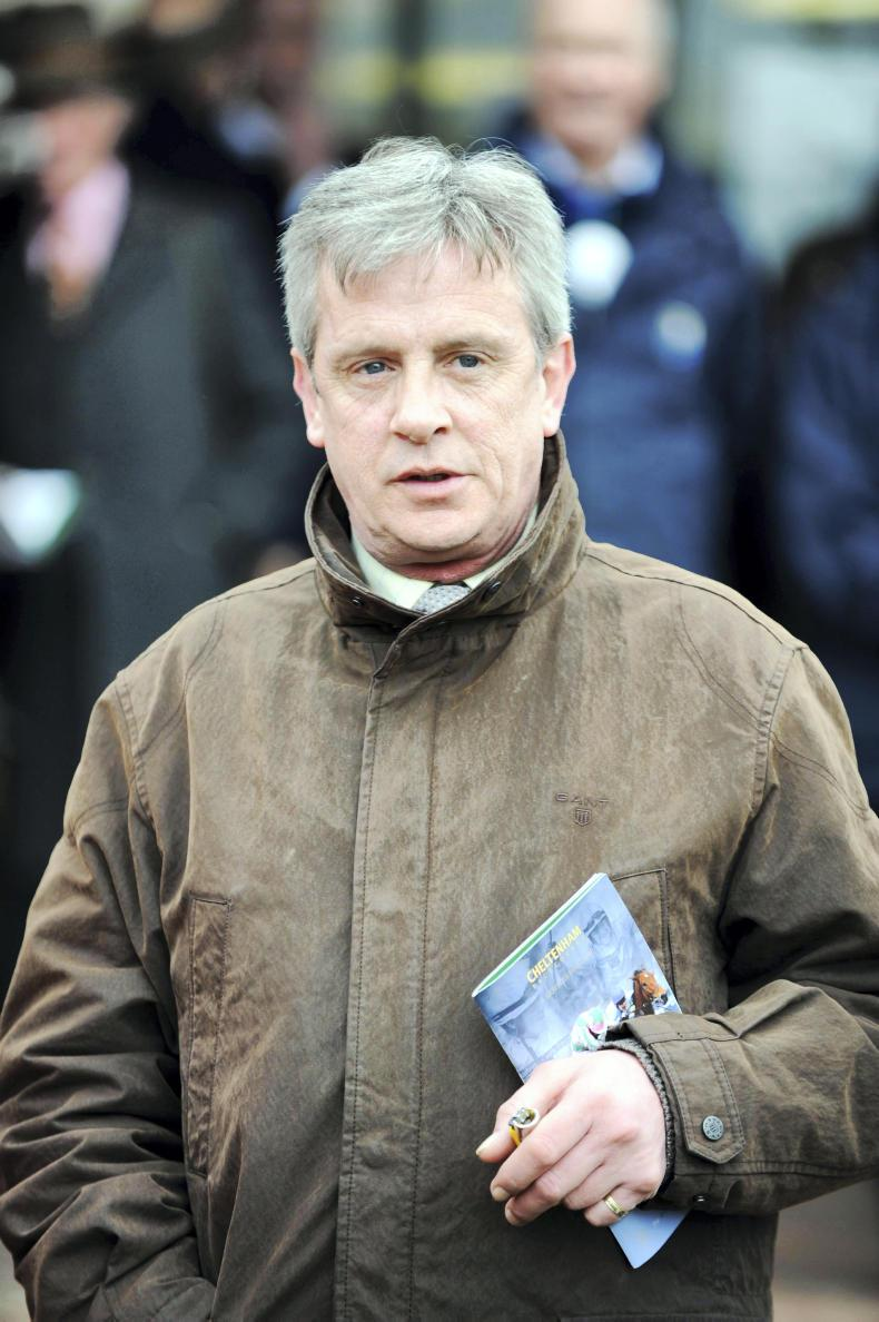 NEWS: Noted jockey and trainer Brendan Powell retires