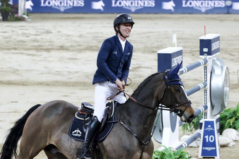 NEWS: Bertram Allen is top ranked Under 25 rider in the world