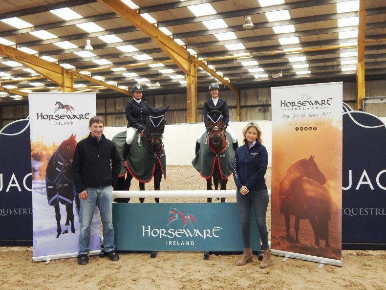 NEWS:  Horseware to sponsor amateur and lady rider leagues