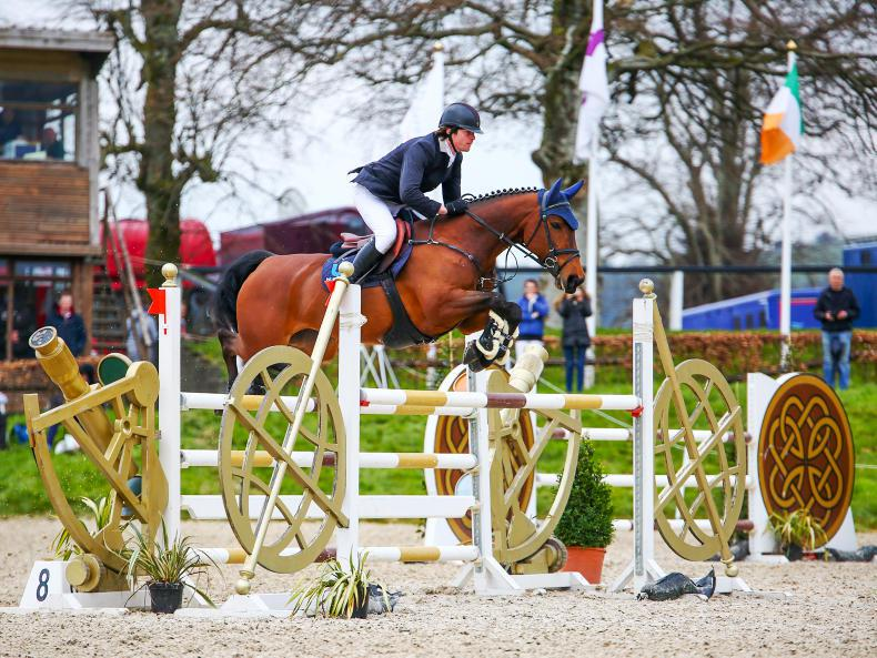 MILLSTREET WELCOME TOUR: Miss Darco shines in Grand Prix for O'Brien