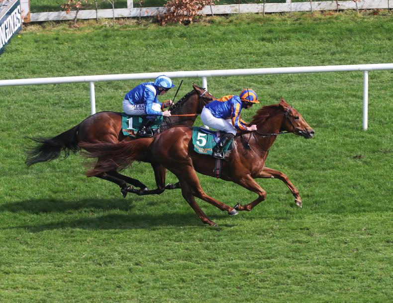 RYAN McELLIGOTT: Quality to the fore at Aintree