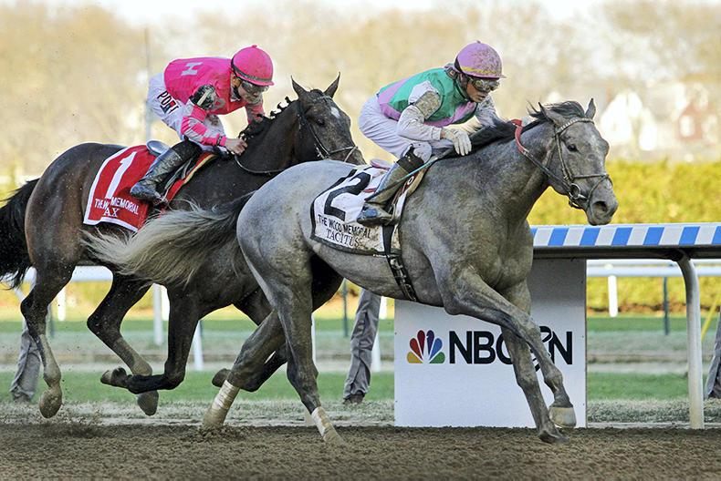 AMERICA: Tacitus puts Mott and Juddmonte on Derby trail
