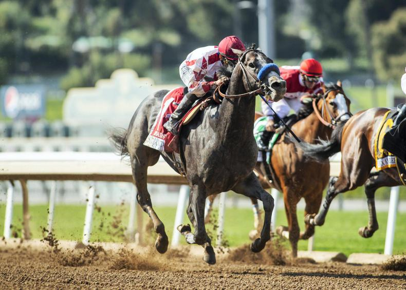 AMERICA: Santa Anita one-two puts Baffert on road back to Kentucky