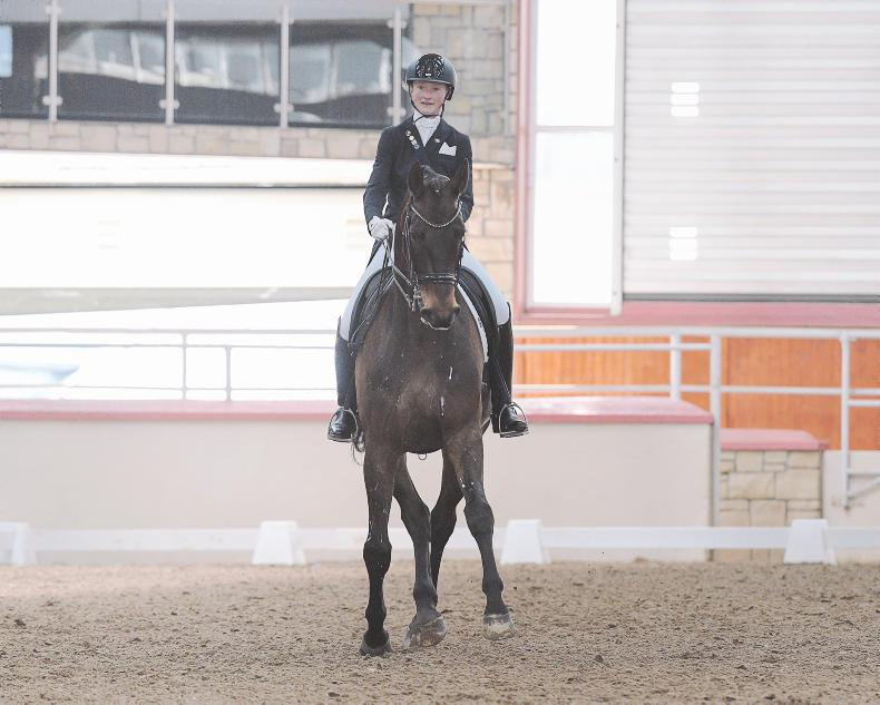 DRESSAGE WINTER FINALS: Dowley lands three titles in Cavan