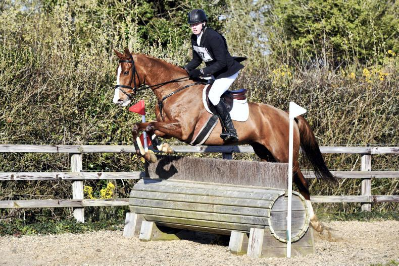 STEPPING STONES: Third win for Byrne and Destination Street