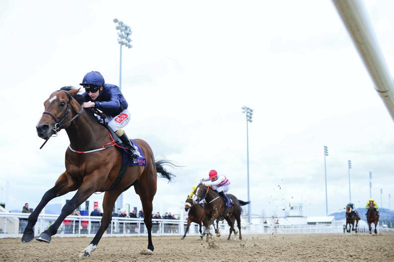 DUNDALK SUNDAY: George storms home