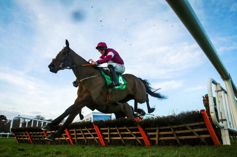 FAIRYHOUSE SUNDAY: Mind's Eye looks ready for a win