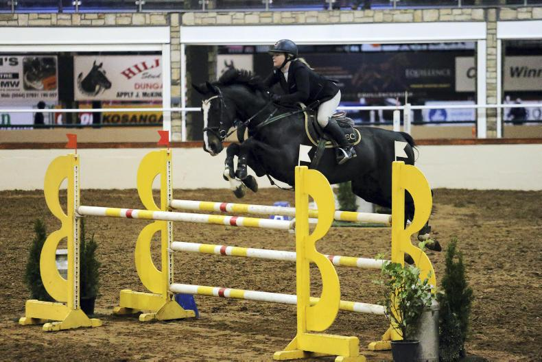 AROUND THE COUNTRY:  All action at Cavan's April Show