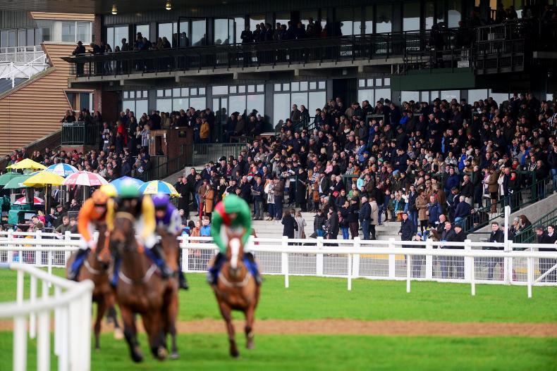 TALKING TRAINERS: High hopes for the Irish Grand National
