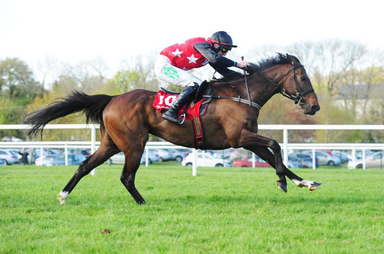CORK SUNDAY: Timeforwest prevails in the feature contest