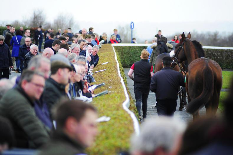 NEWS: Navan winner in line for £1 million bonus