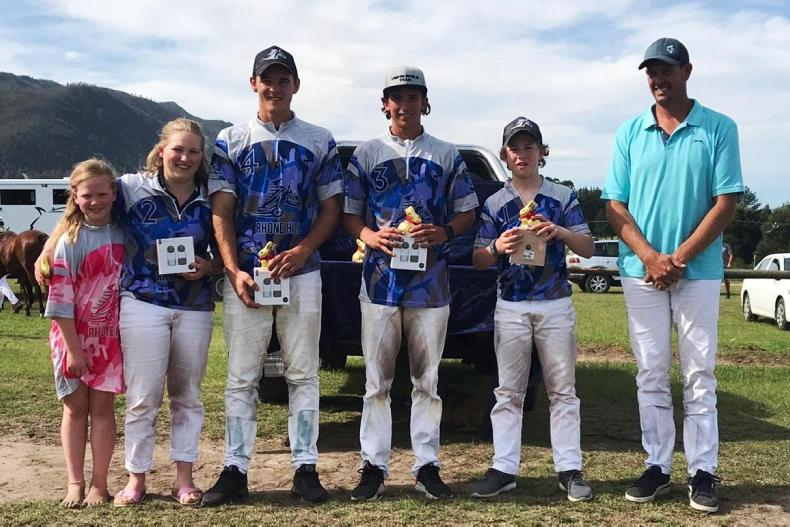 POLO:  Beautiful win for Rhone Hill