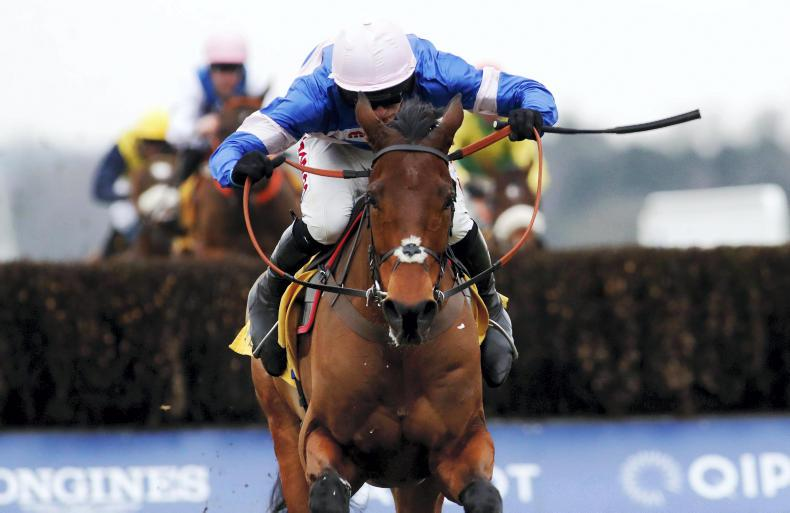 Cyrname ruled out of Celebration date due to Sandown ground