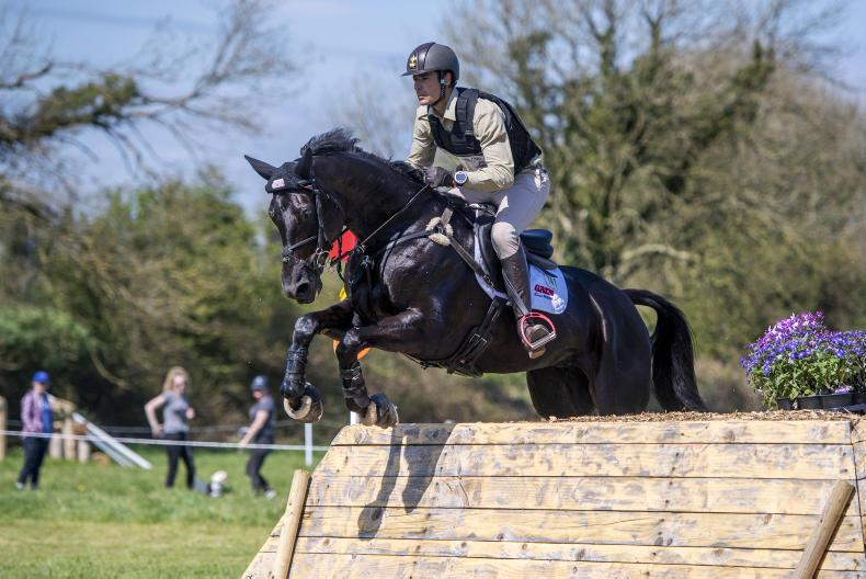 BALLINDENISK INTERNATIONAL: All the way sucess for Ugolotti