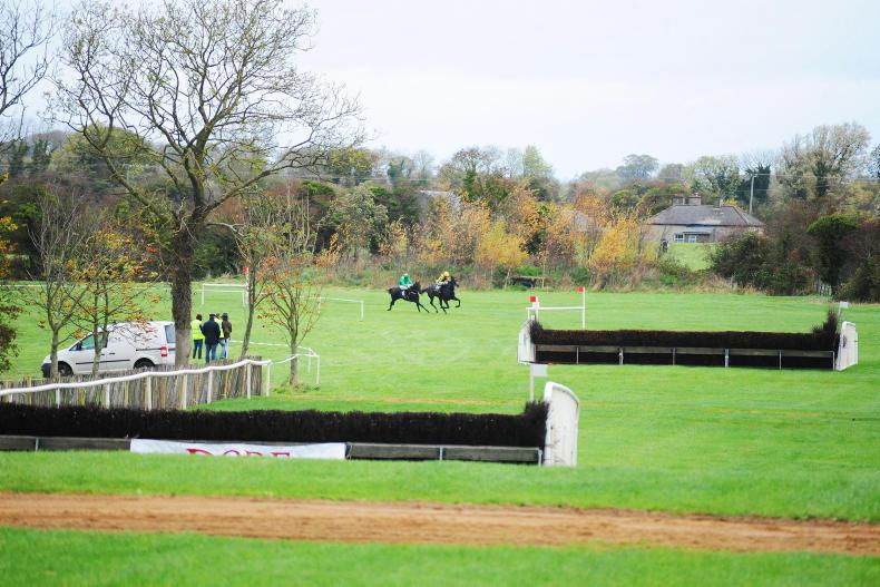 POINT-TO-POINT: Eogháin Ward: The return of the unplaced maiden