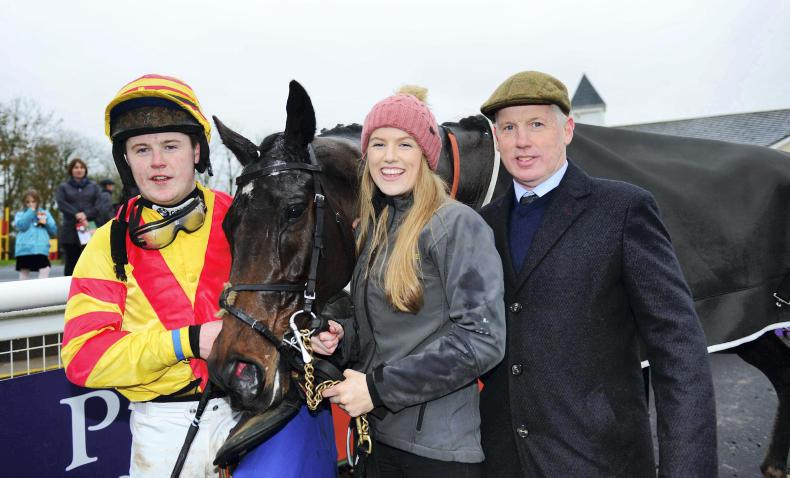 PUNCHESTOWN: PHILIP DEMPSEY: Going to town