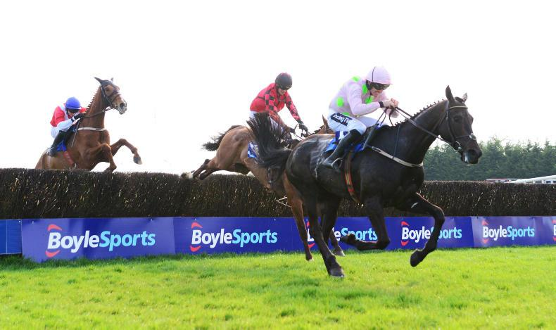 FAIRYHOUSE MONDAY: National breakthrough for Mullins as Saint delivers