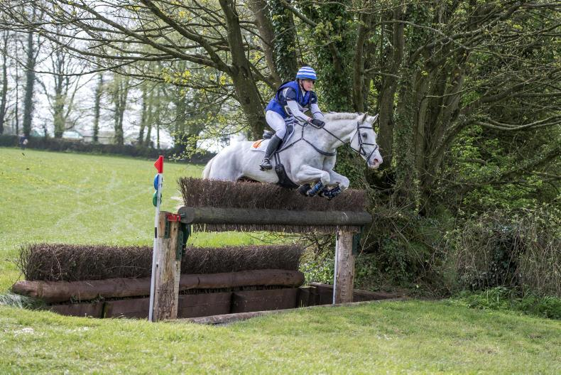 BALLINDENISK INTERNATIONAL: 'Lucky event' pays off for Wilmot's CCI3*-L win