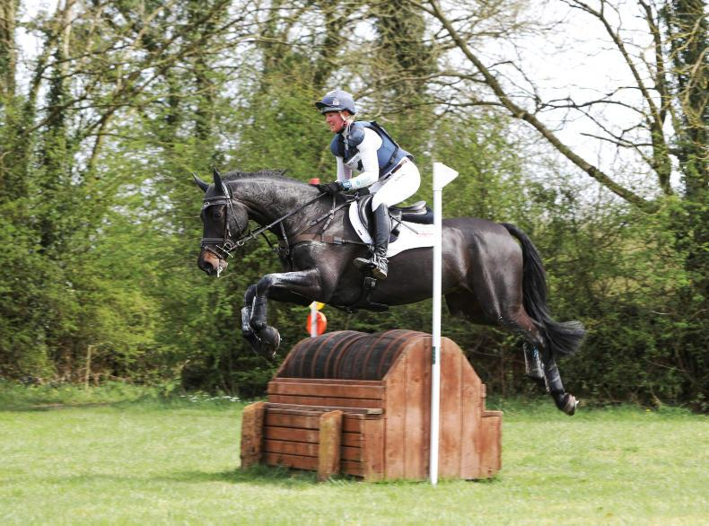 BALLINDENISK INTERNATIONAL:  Chabadu dances to victory for Wilson