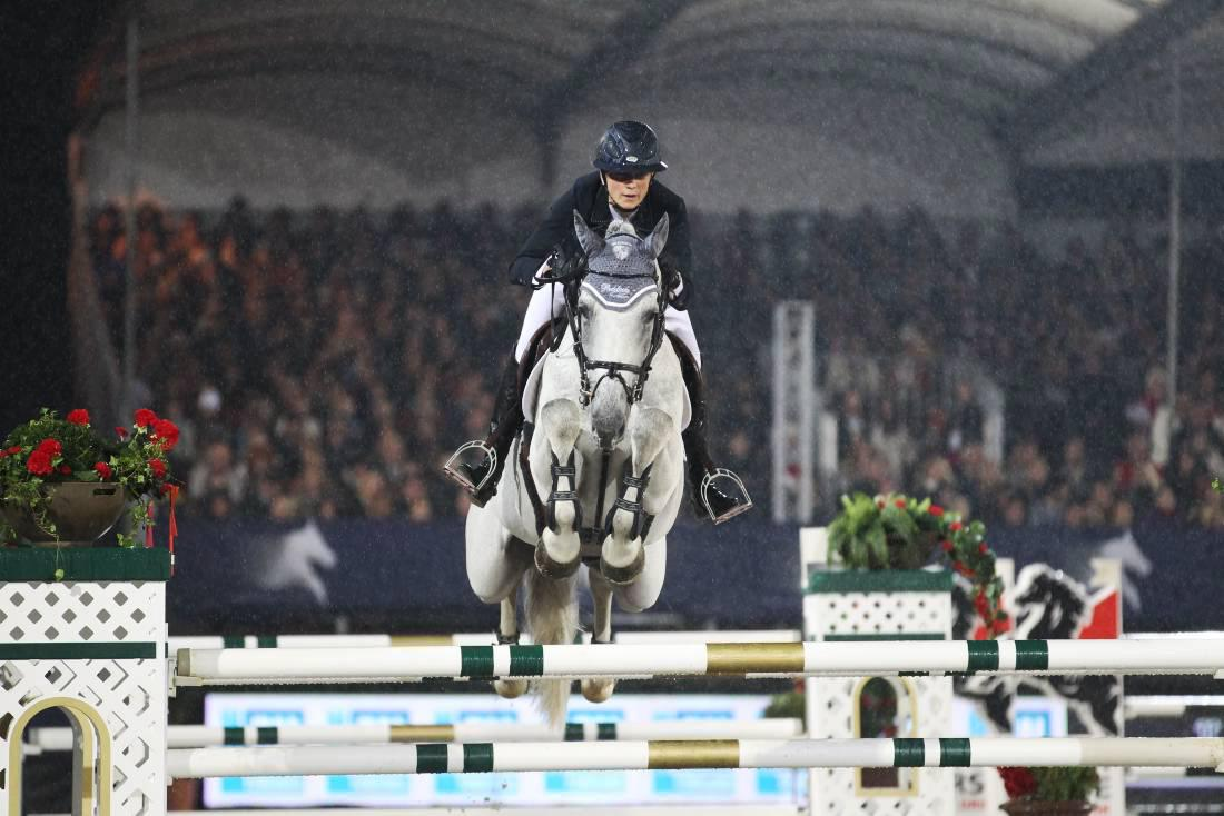 IN BRIEF: Star show jumper Mylord Carthago retires