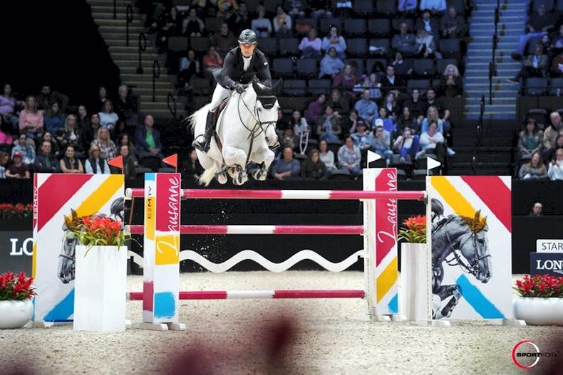 SHOW JUMPING: Irish riders placed in New York Masters