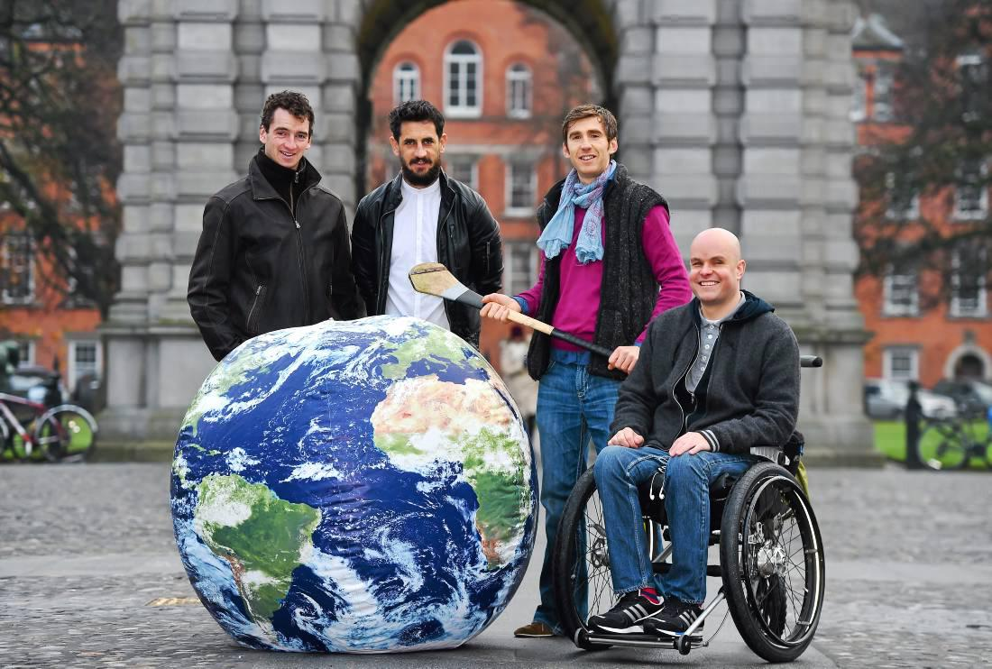 New global sport network launches in Dublin