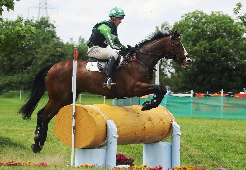 TATTERSALLS INTERNATIONAL HORSE TRIALS:  Jonty set to return!