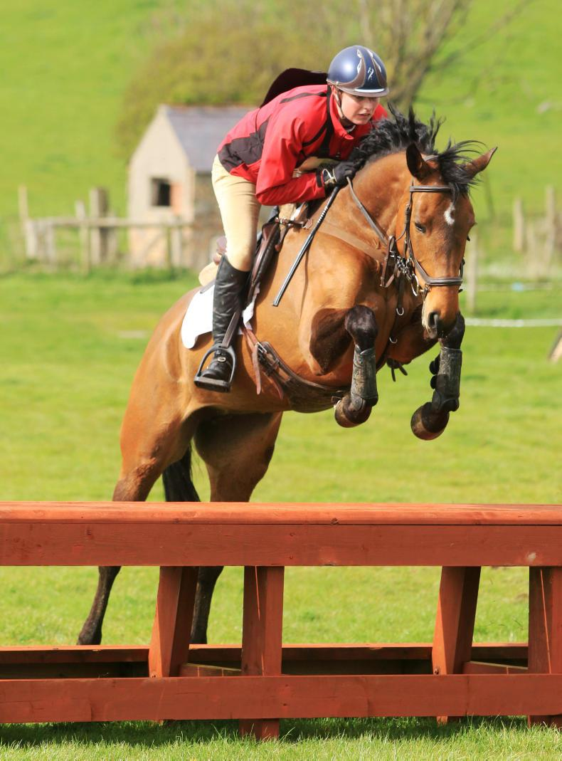 EVENTING: Weather plays havoc in Tyrella