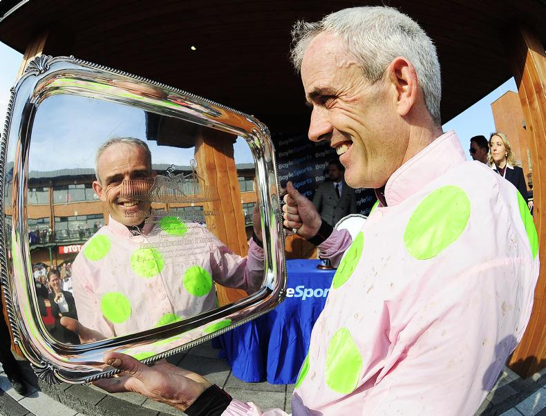 NEWS: Farewell from the saddle to the great Ruby Walsh
