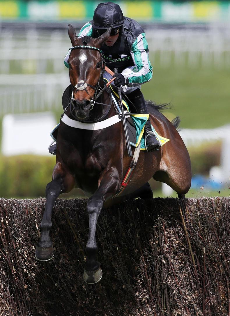 SIMON ROWLANDS: Step up to suit Altior