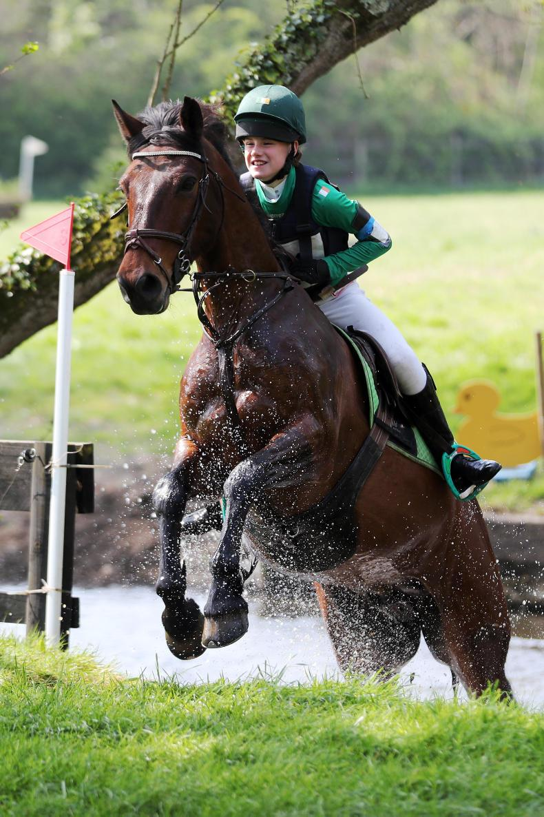 AROUND THE COUNTRY:  Over 120 flock to Wicklow Pony Club event
