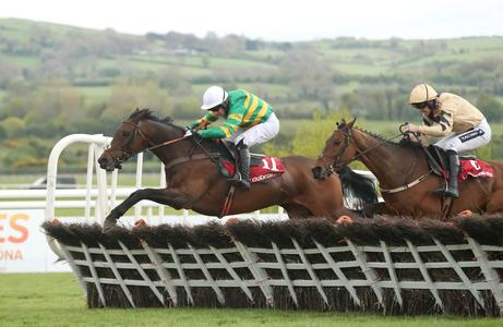 Unowhatimeanharry regains Punchestown's Champion Stayers title