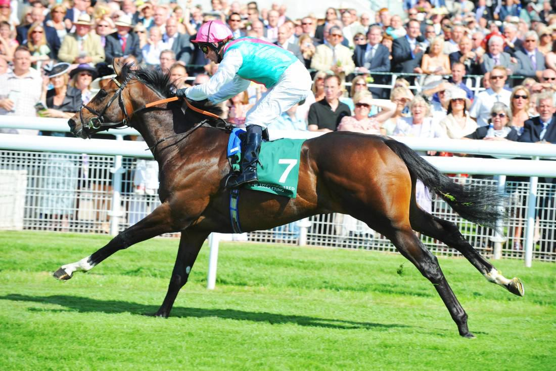 Brief pedigree notes from this weekend's blacktype action