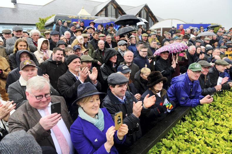 PUNCHESTOWN TUESDAY: Sceaux marvellous