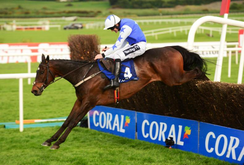 SIMON ROWLANDS:  Top class from Kemboy