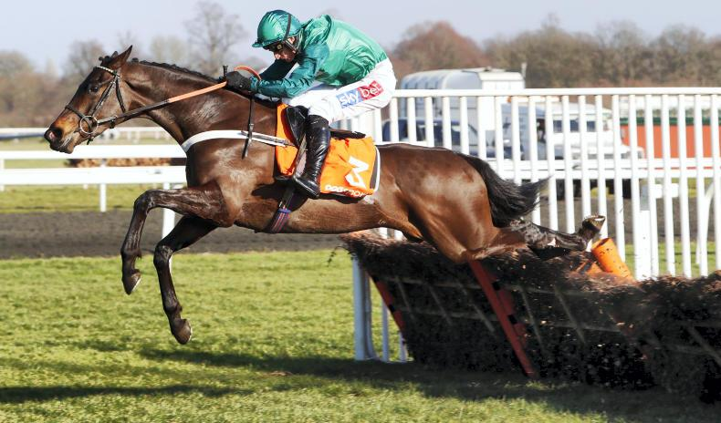 PUNCHESTOWN SATURDAY: Fusil Raffles looks top drawer