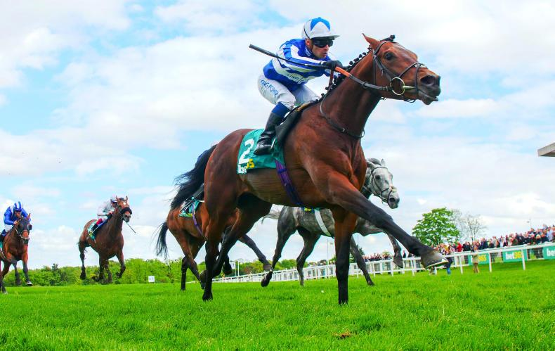 BREEDING INSIGHTS: Nagles eyeing the next Group 1