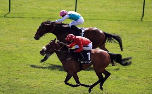 Mabs Cross retains Palace House crown at Newmarket