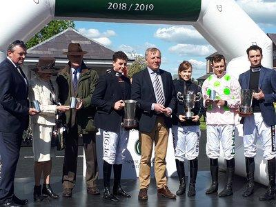 Mullins and Townend cap tremendous season with championship titles