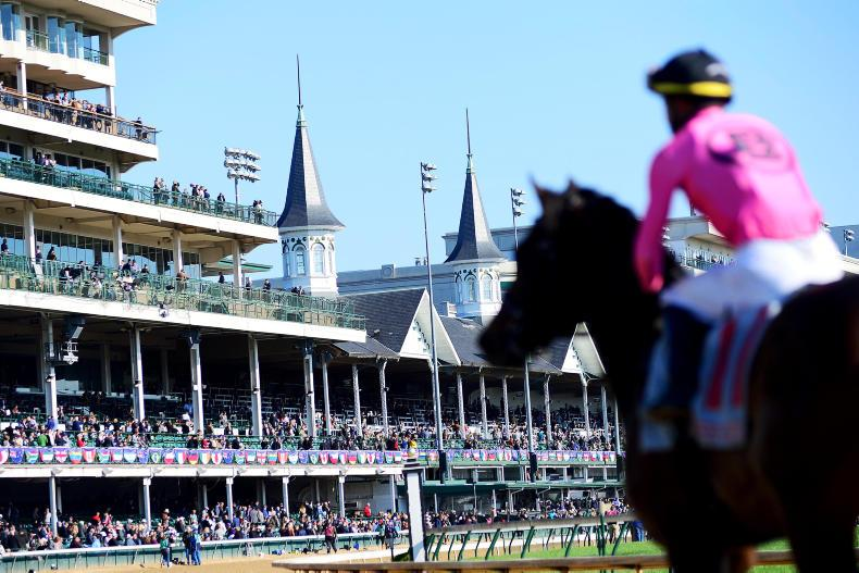 VIDEO: KENTUCKY DERBY:  Dramatic Derby awarded to outsider Country House
