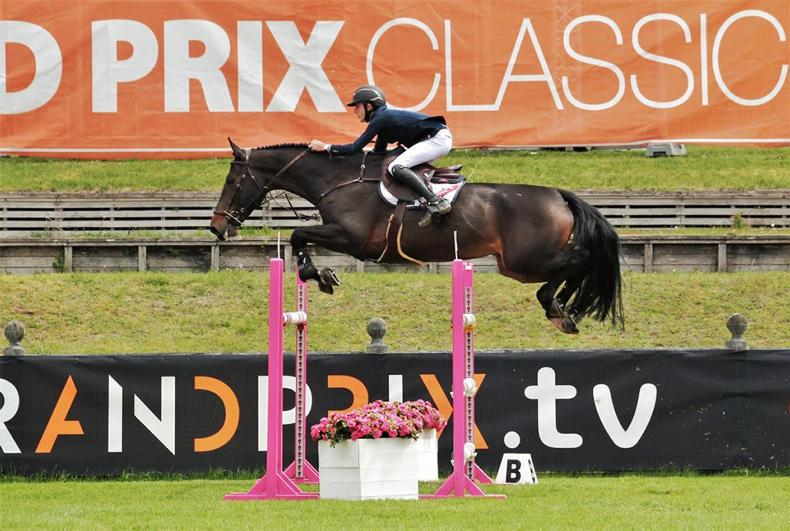 SHOW JUMPING: Grand Prix wins for Kate Derwin and Harry Allen in France