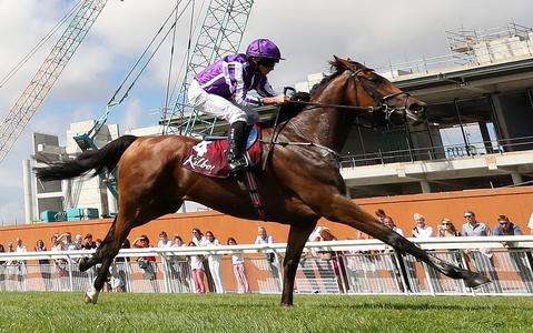 Magical performance delights O'Brien