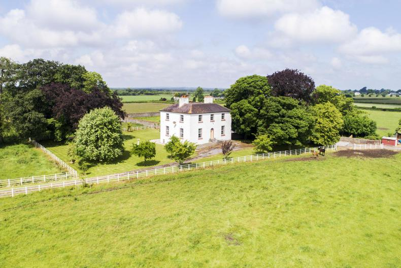 PROPERTY: Period gem in Co Offaly