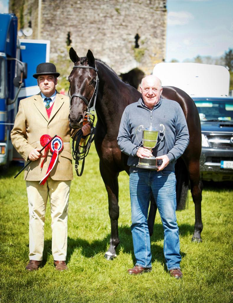 AROUND THE COUNTRY:  Meet the Thomastown champion...